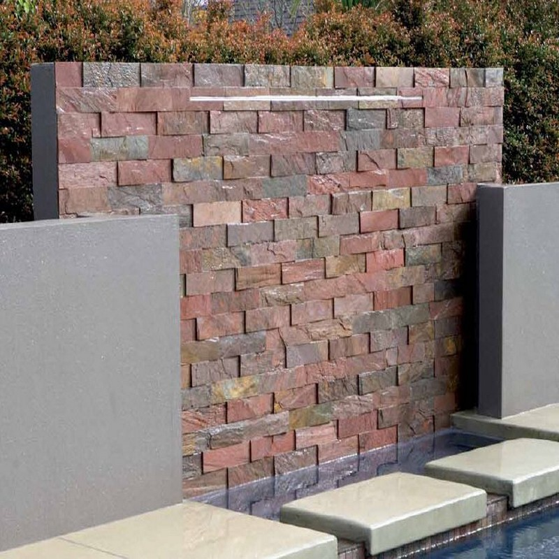Elevation Stones Bangalore : Kota stone bangalore wall cladding natural