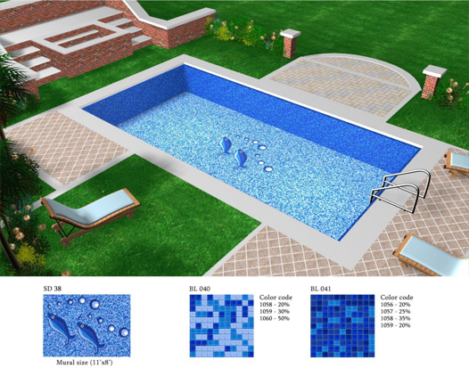 swimming pool tiles in bangalore mosaic glass pool tiles
